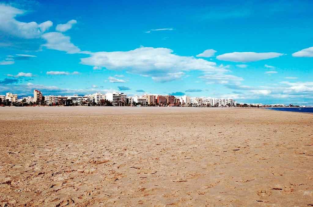 O que fazer em Valência praias de valencia