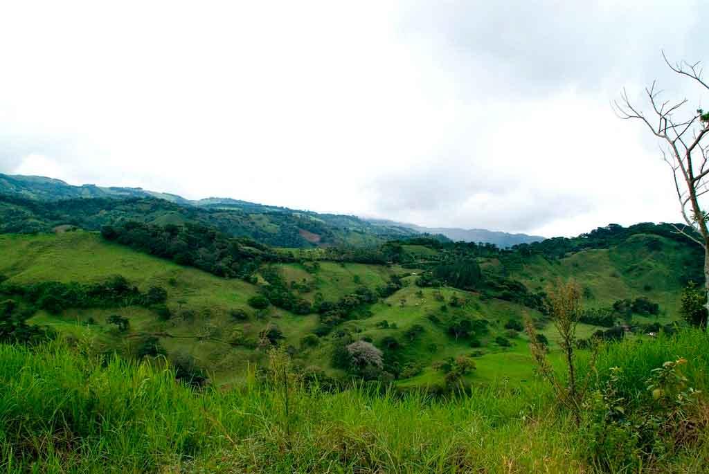 Roteiro Costa Rica vale central