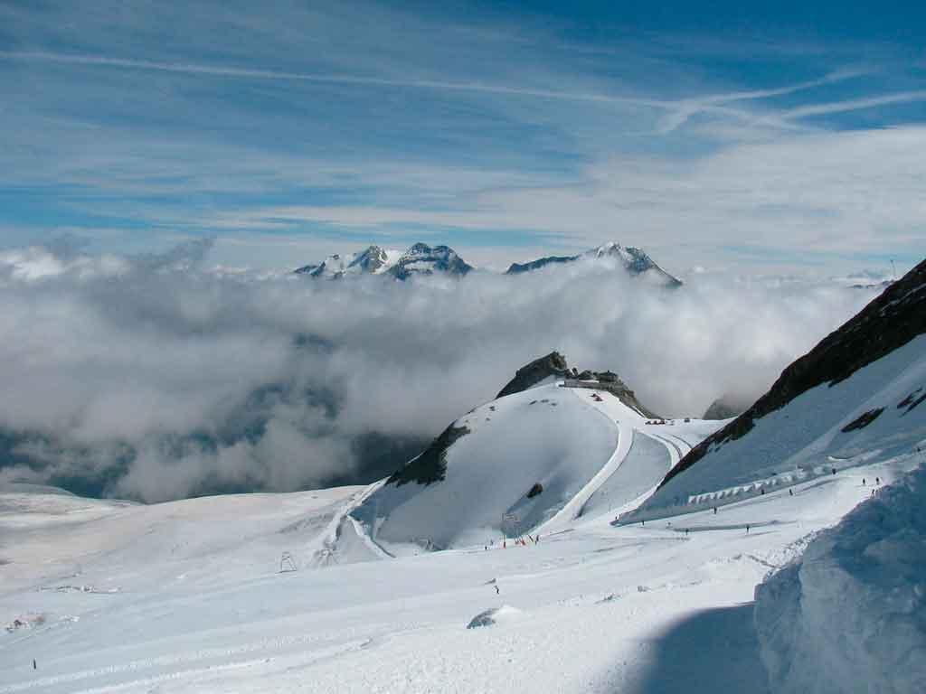 Roteiro Suíça Allalinhorn