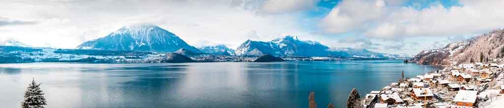 Roteiro Suíça inverno