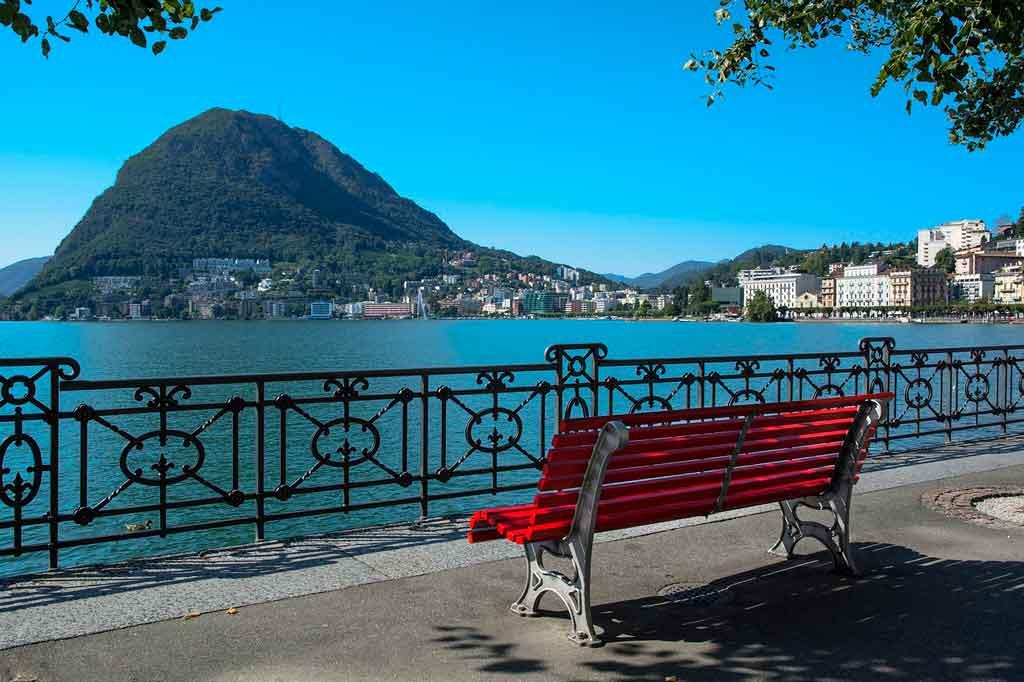 Roteiro Suíça Lago de Lugano