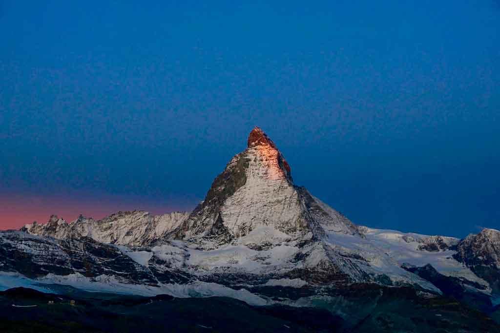 Roteiro Suíça Matterhorn