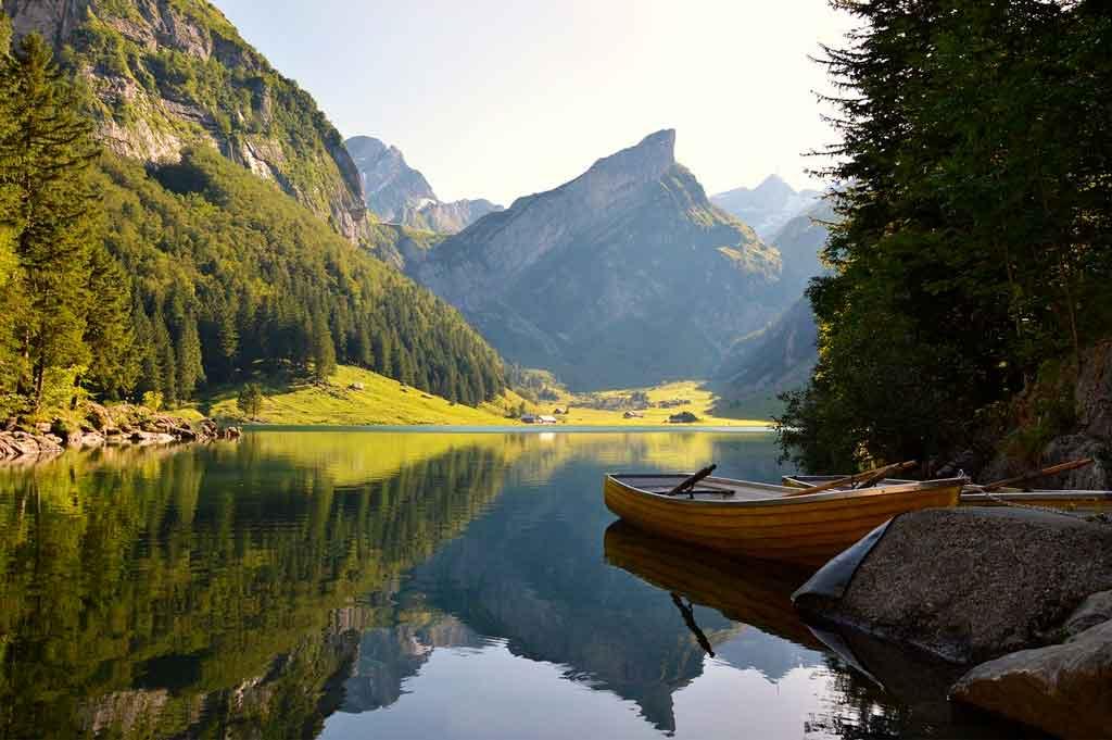 Roteiro Suíça melhor época