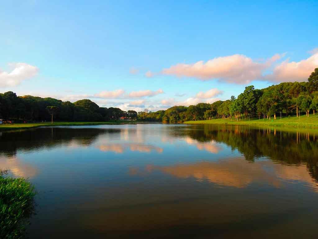 Vigem para Curitiba Parque Barigui
