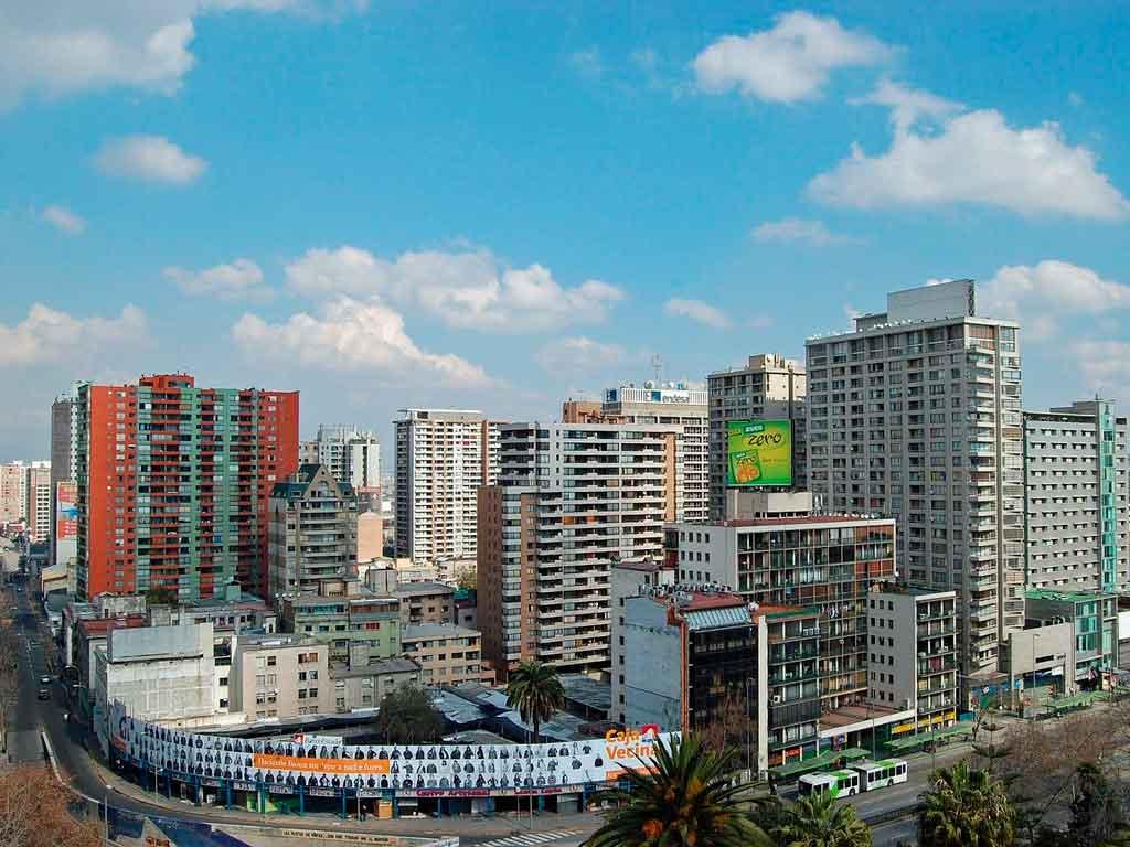 Cidades do Chile como chegar