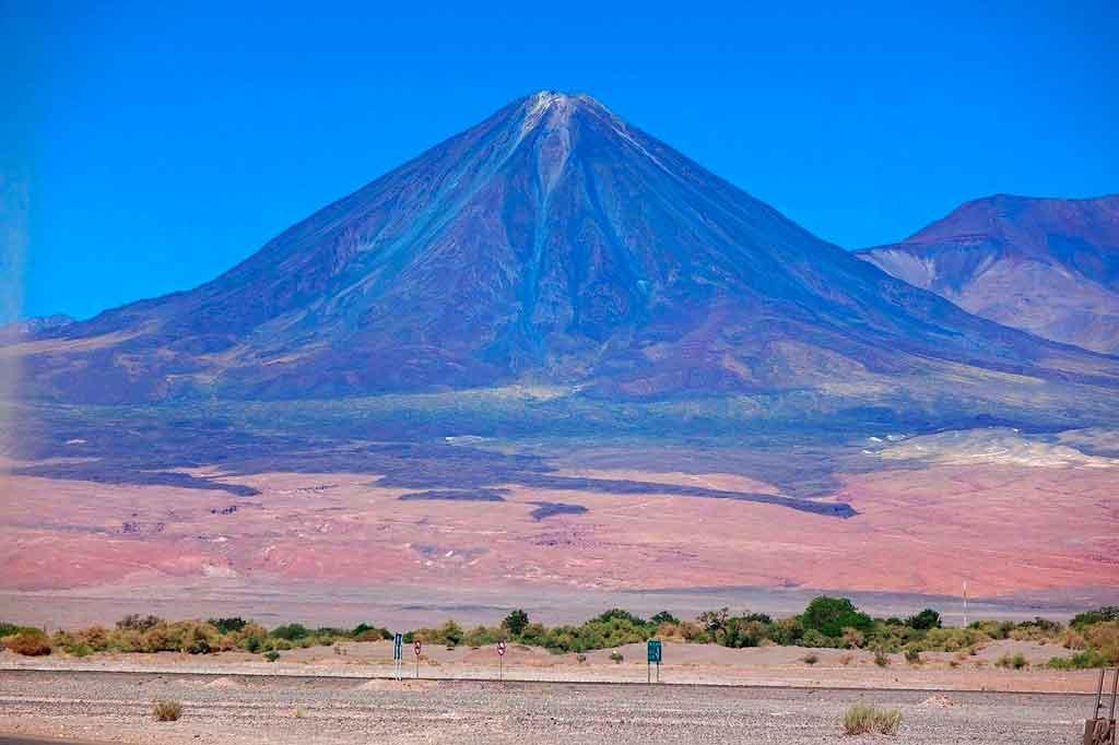 Cidades do Chile San Pedro de Atacama