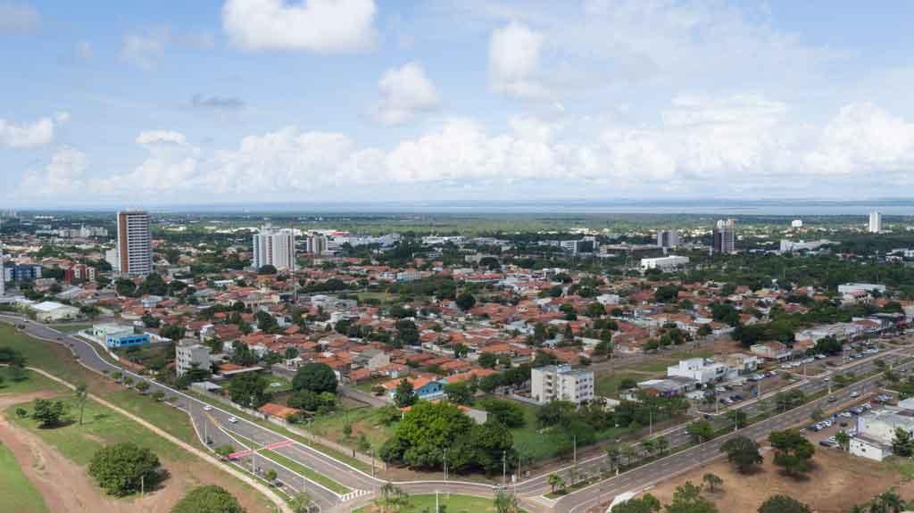 Cidades do Norte do Brasil Palmas
