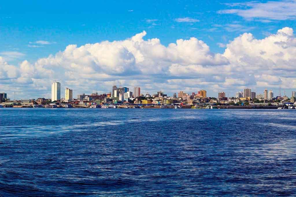 Cidades do Norte do Brasil qual a maior