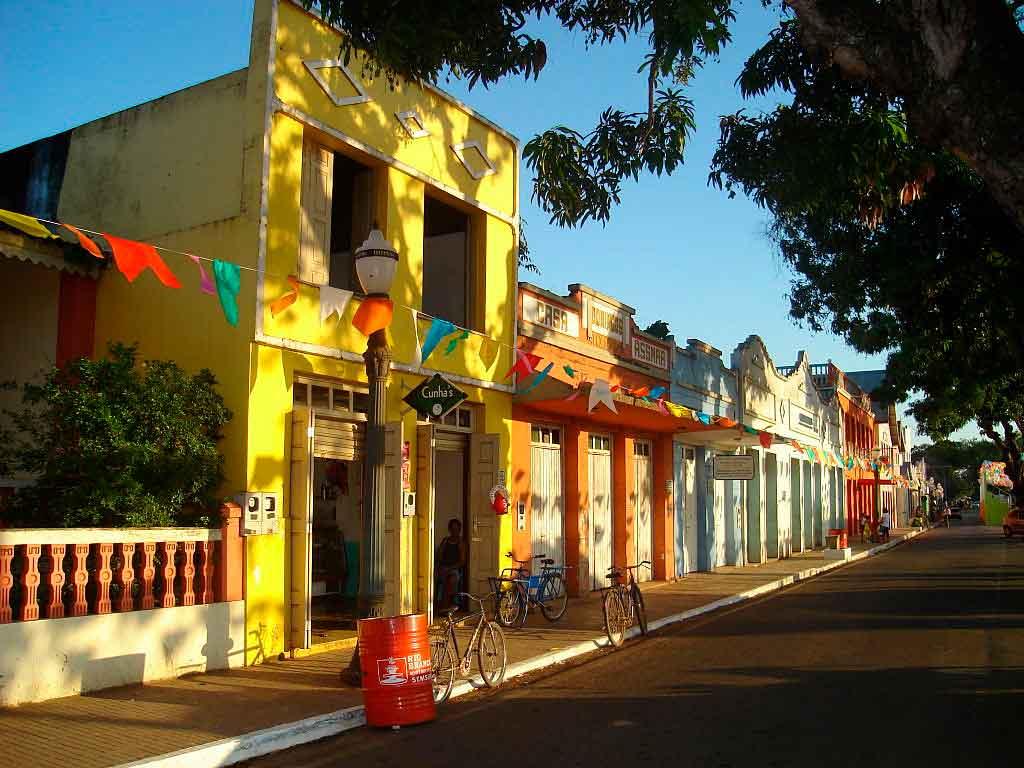 Cidades do Norte do Brasil Rio Branco