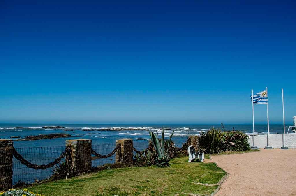 Cidades do Uruguai com praia