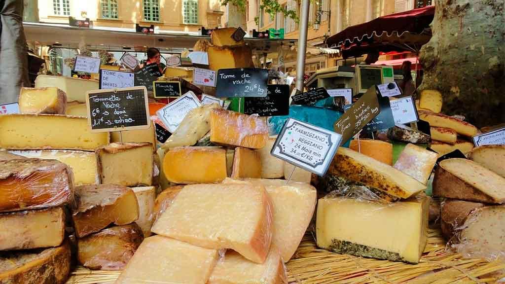Comidas típicas da França gastronomia