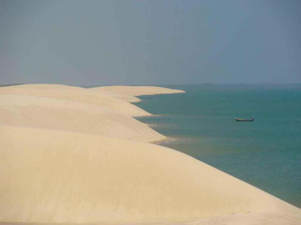 Delta do Parnaíba dunas