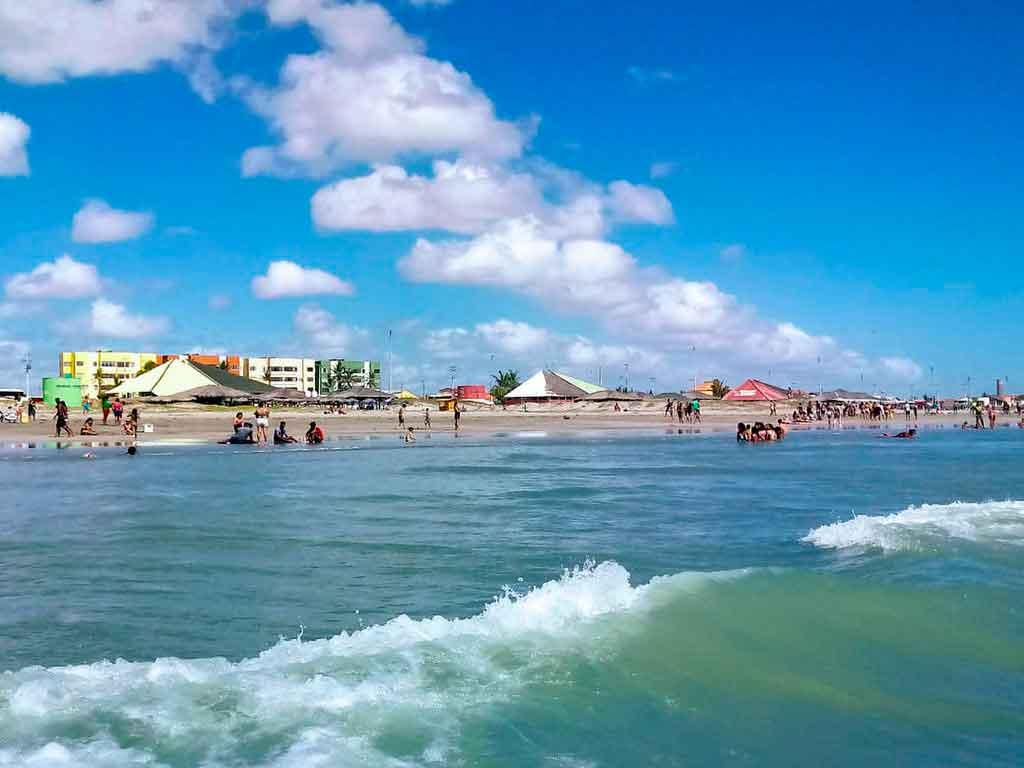 Delta do Parnaíba praia do atalaia