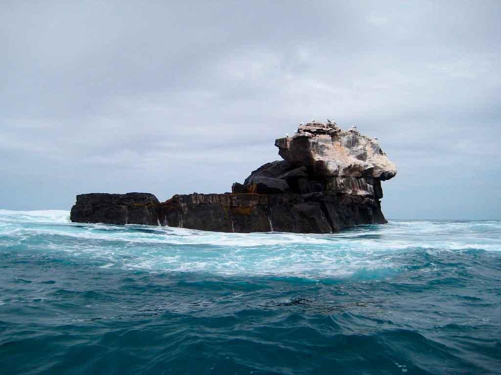 Ilha Galápagos história