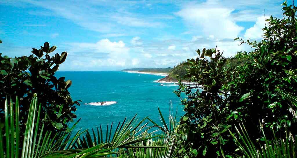 litoral sul da bahia praia do havaizinho