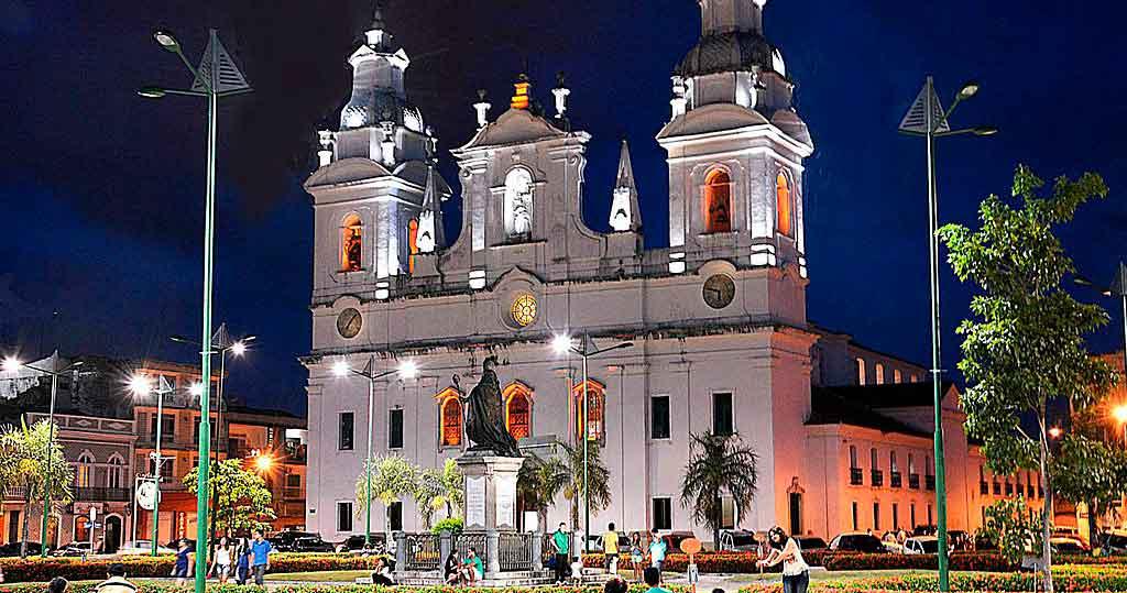O que fazer em Belém do Pará Catedral Metropolitana