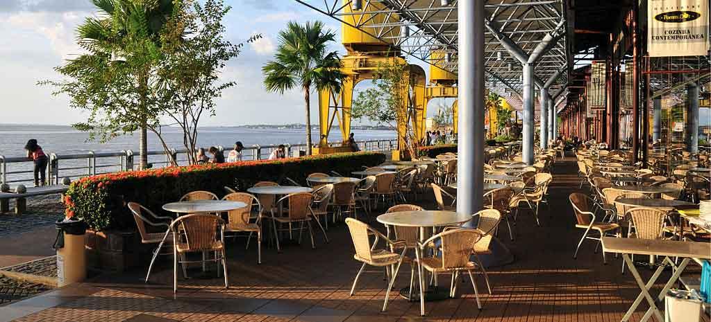 O que fazer em Belém do Pará onde comer