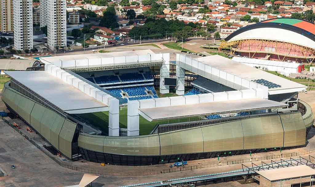 O que fazer em Cuiabá Arena Patanal