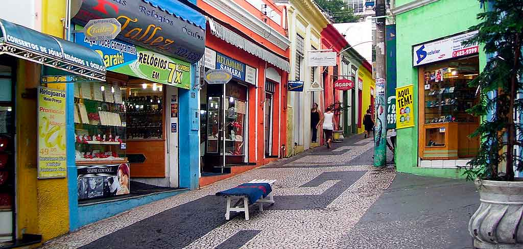 O que fazer em Cuiabá centro histórico