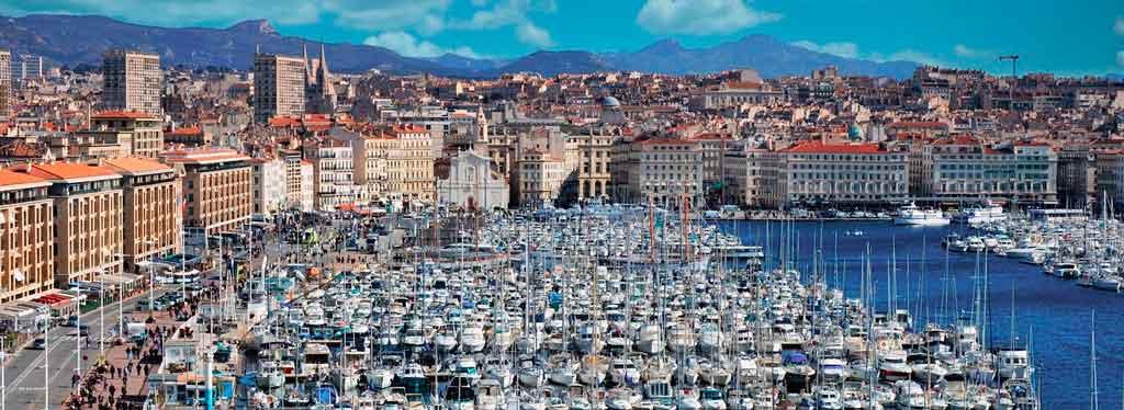 O que fazer em Marselha como chegar