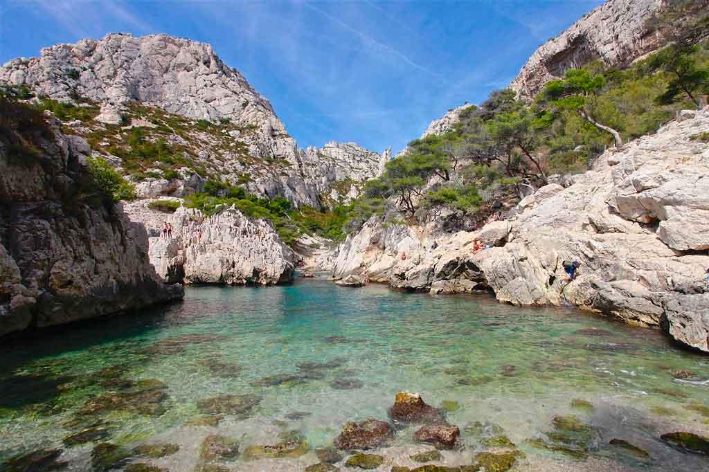 O que fazer em Marselha praias