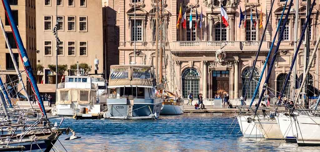 O que fazer em Marselha velho porto