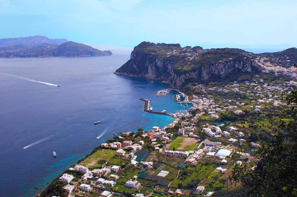 O que fazer em Napoles Capri