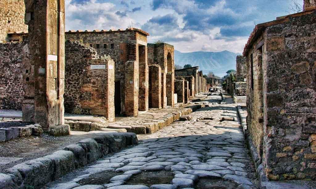O que fazer em Napoles Pompeia