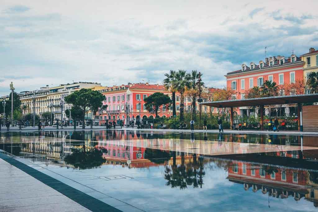 O que fazer em Nice Franca onde fica