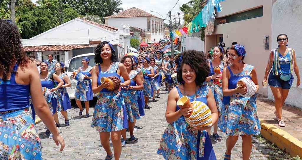 O que fazer em Olinda carnaval