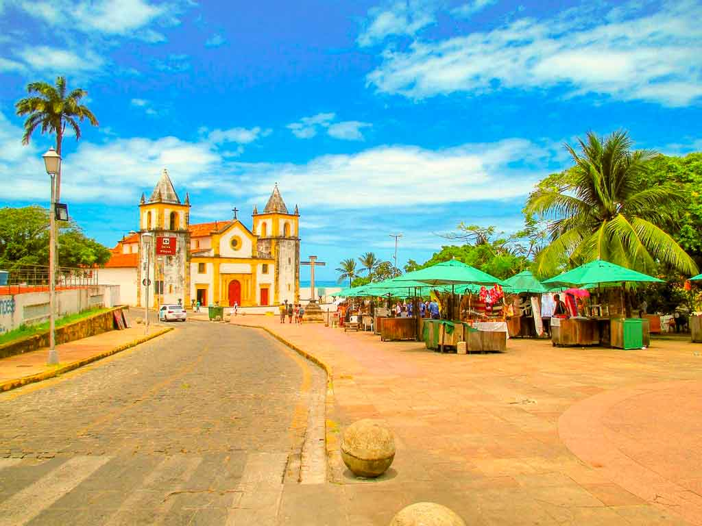 O que fazer em Olinda centro histórico