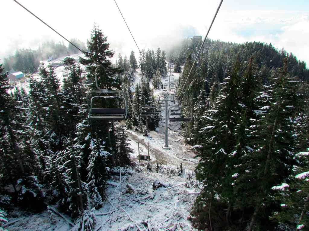 O que fazer em Vancouver Grouse Mountain