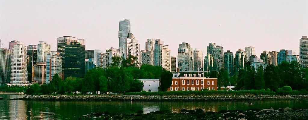 O que fazer em Vancouver História