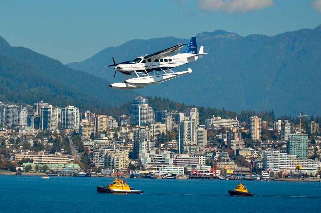 O que fazer em Vancouver verão