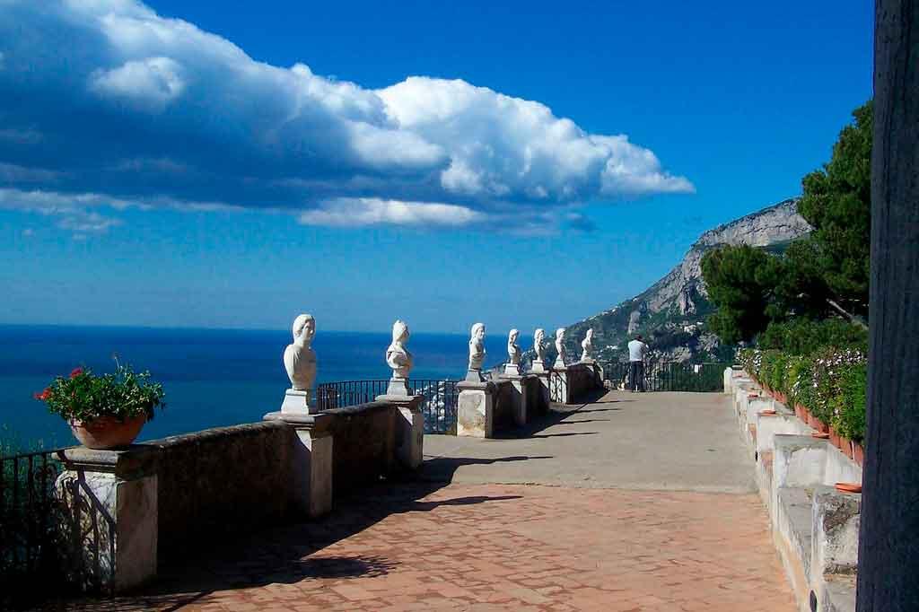 Roteiro Costa Amalfitana como conhecer