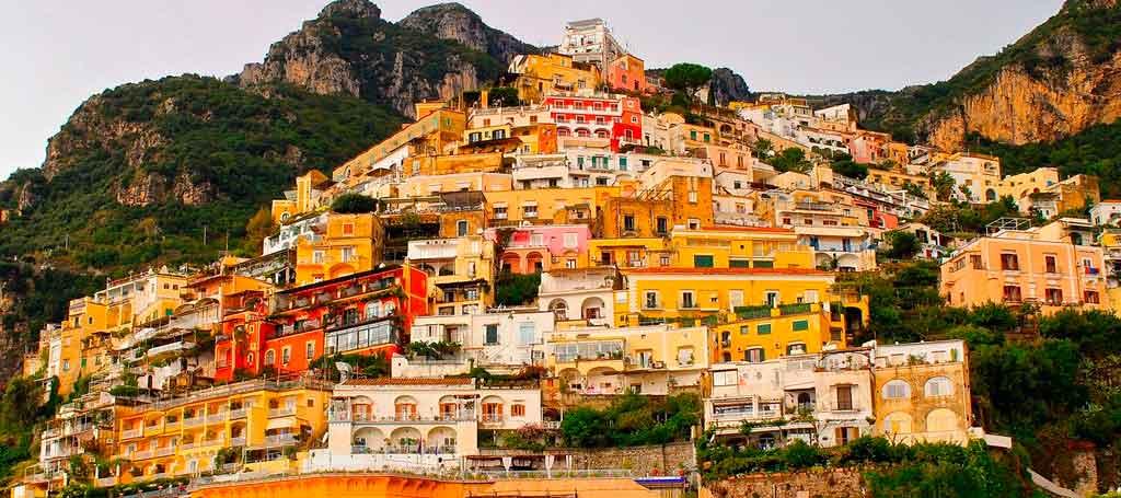 Roteiro Costa Amalfitana Positano