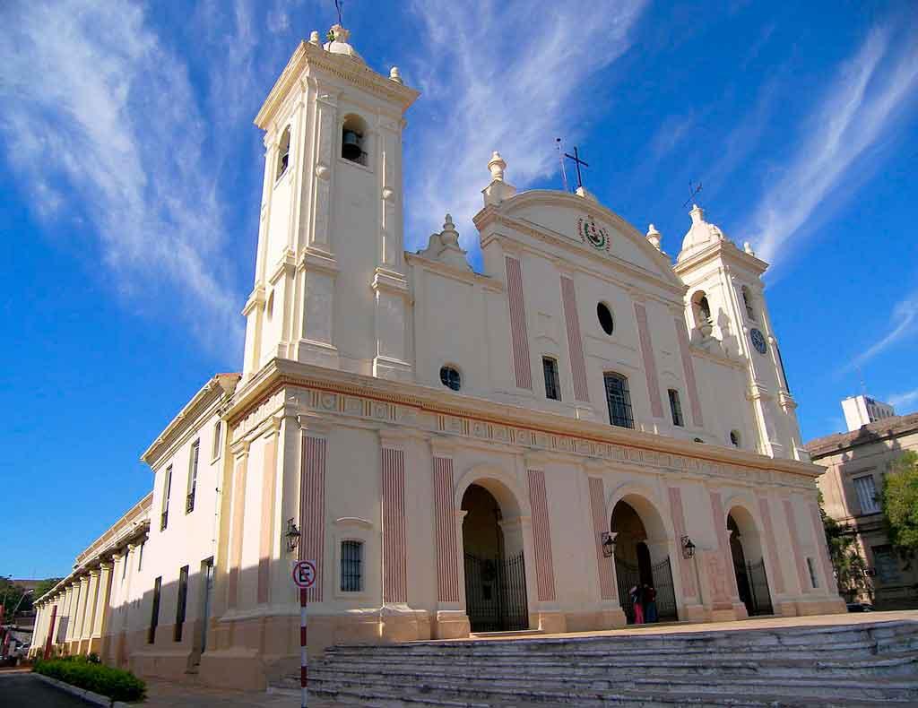 Assunção Paraguai catedral metropolitana