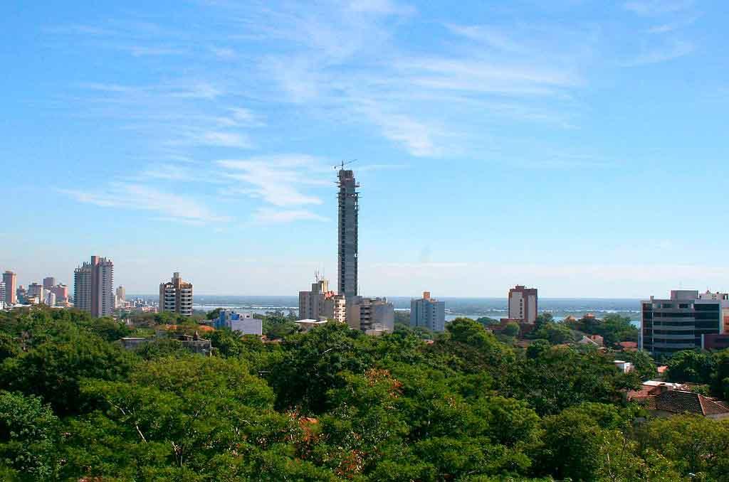 Assunção Paraguai jardim botanico e zoologico