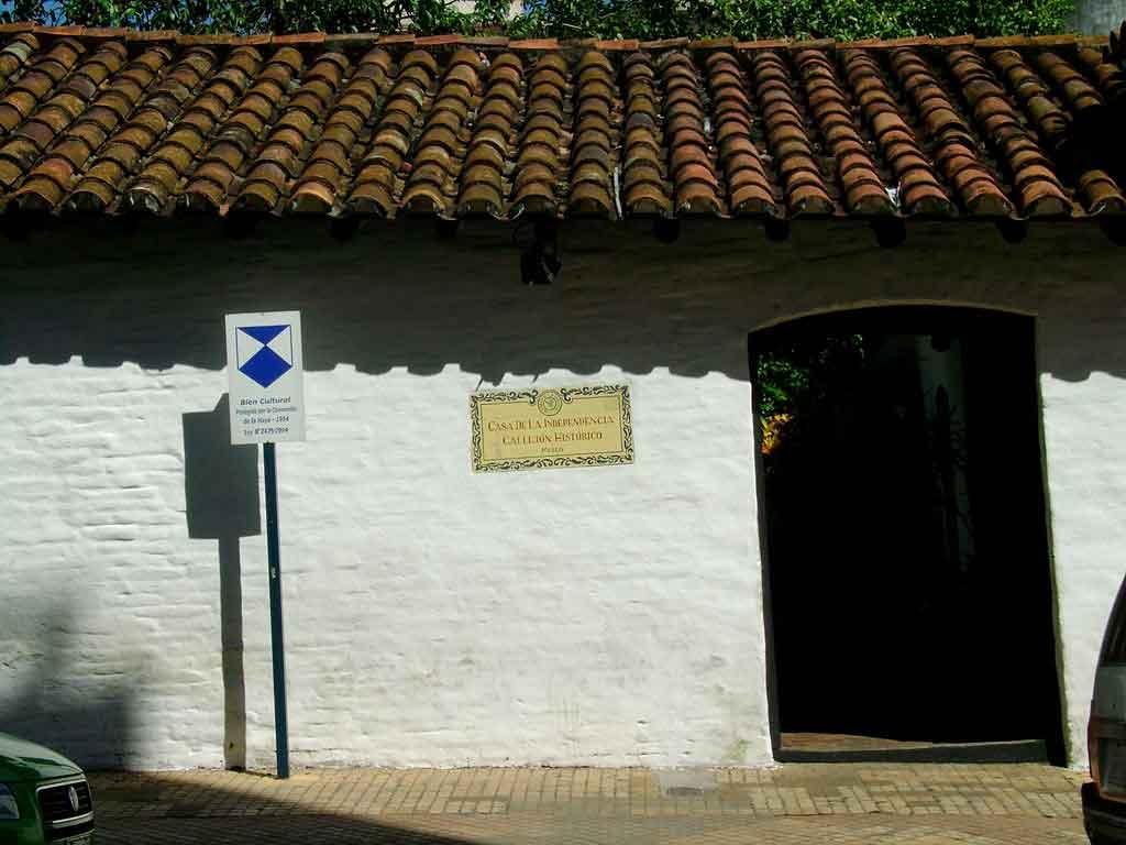 Assunção Paraguai museu da casa da independencia