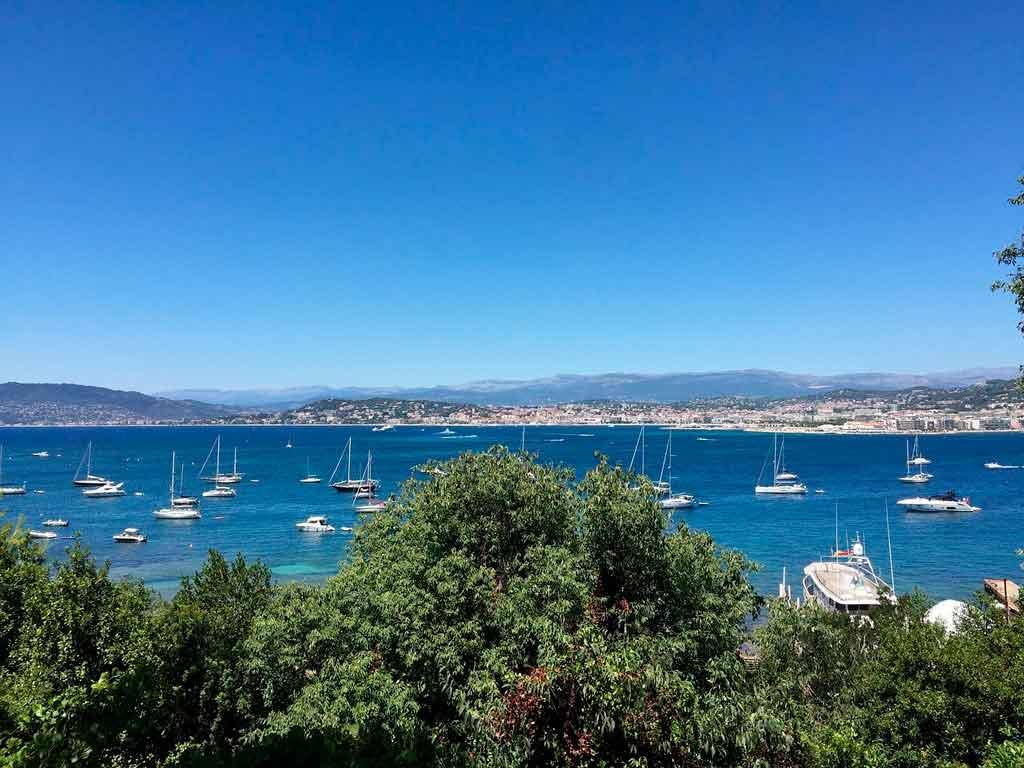 Cannes França la croix des gardes