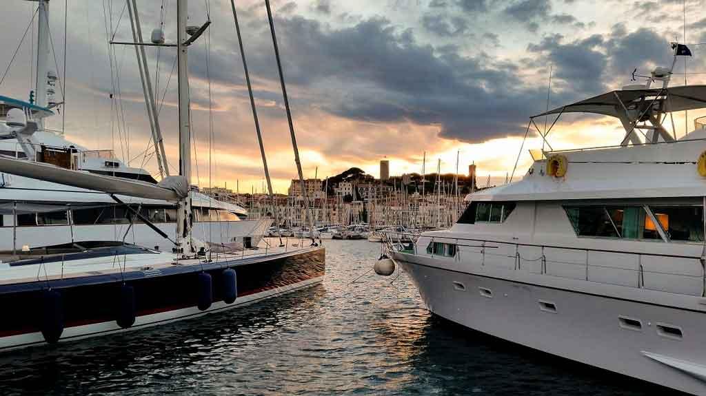 Cannes França onde fica