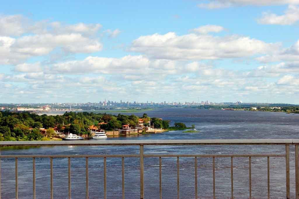 Cidades do Paraguai Assunção