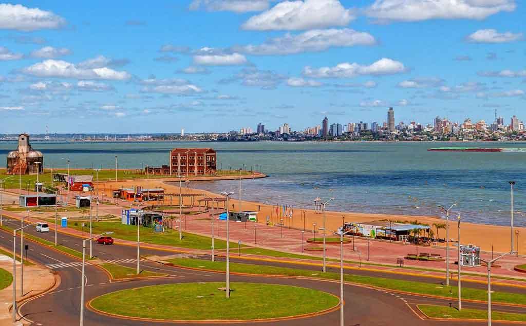 Cidades do Paraguai Encarnacion