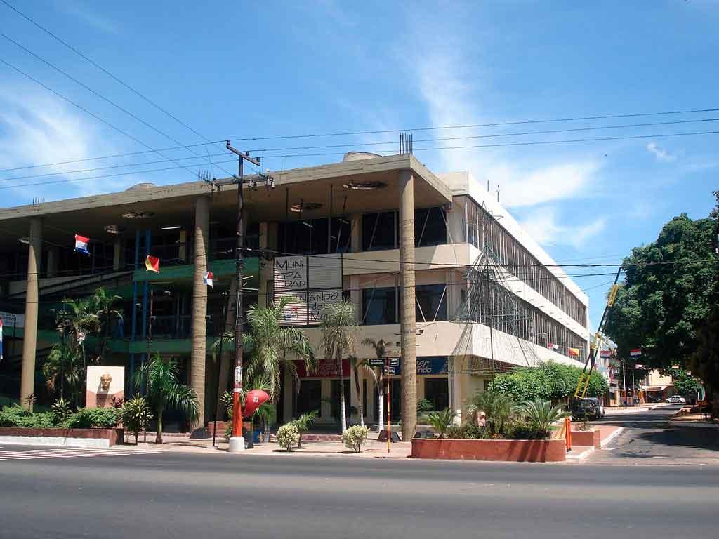 Cidades do Paraguai Fernando de la mora