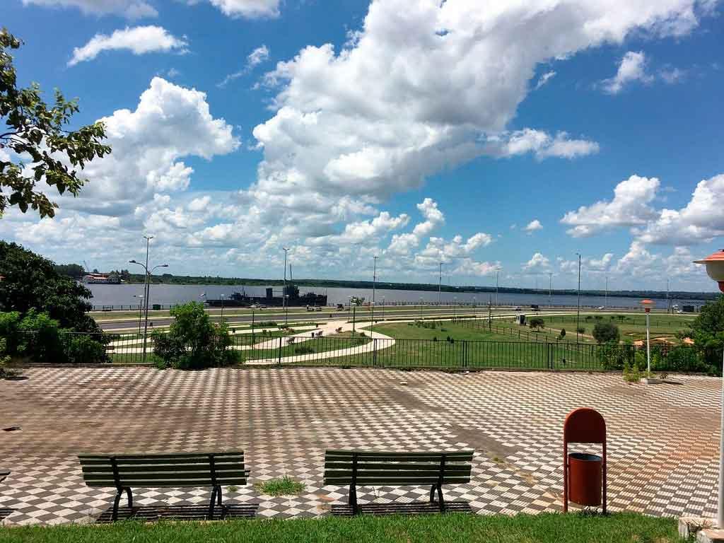 Cidades do Paraguai principais