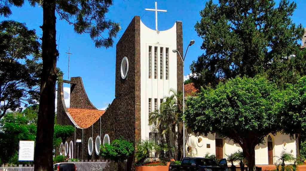 Ciudad del este igrejas e templos