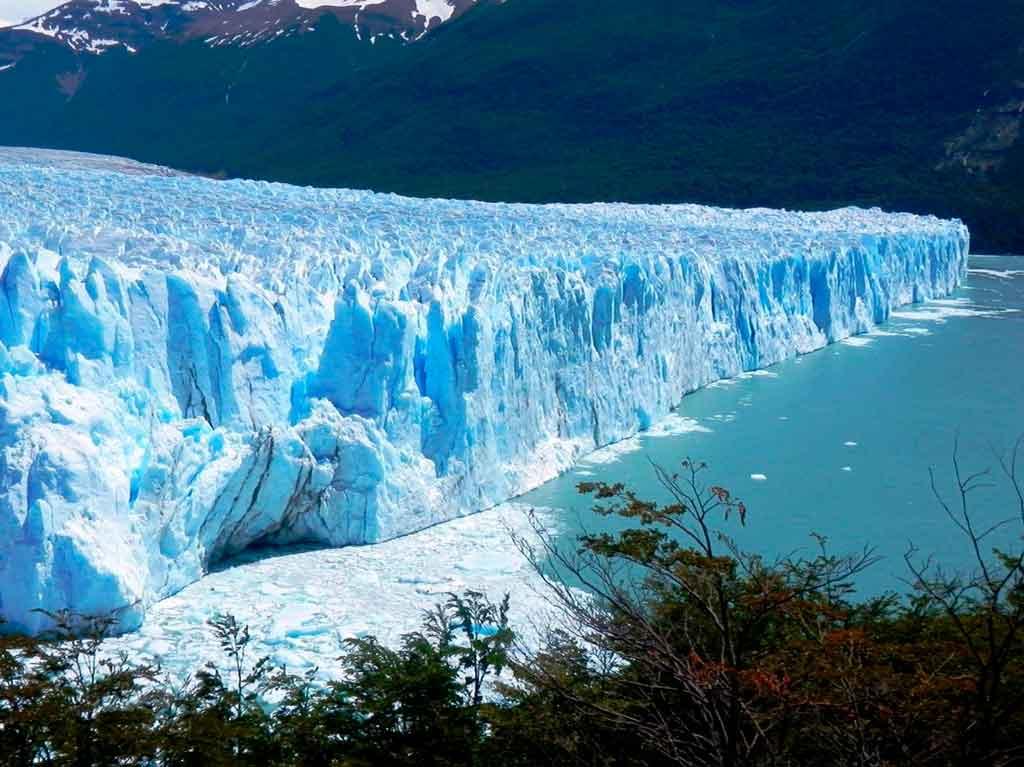 O que fazer em El Calafate glacial perito moreno