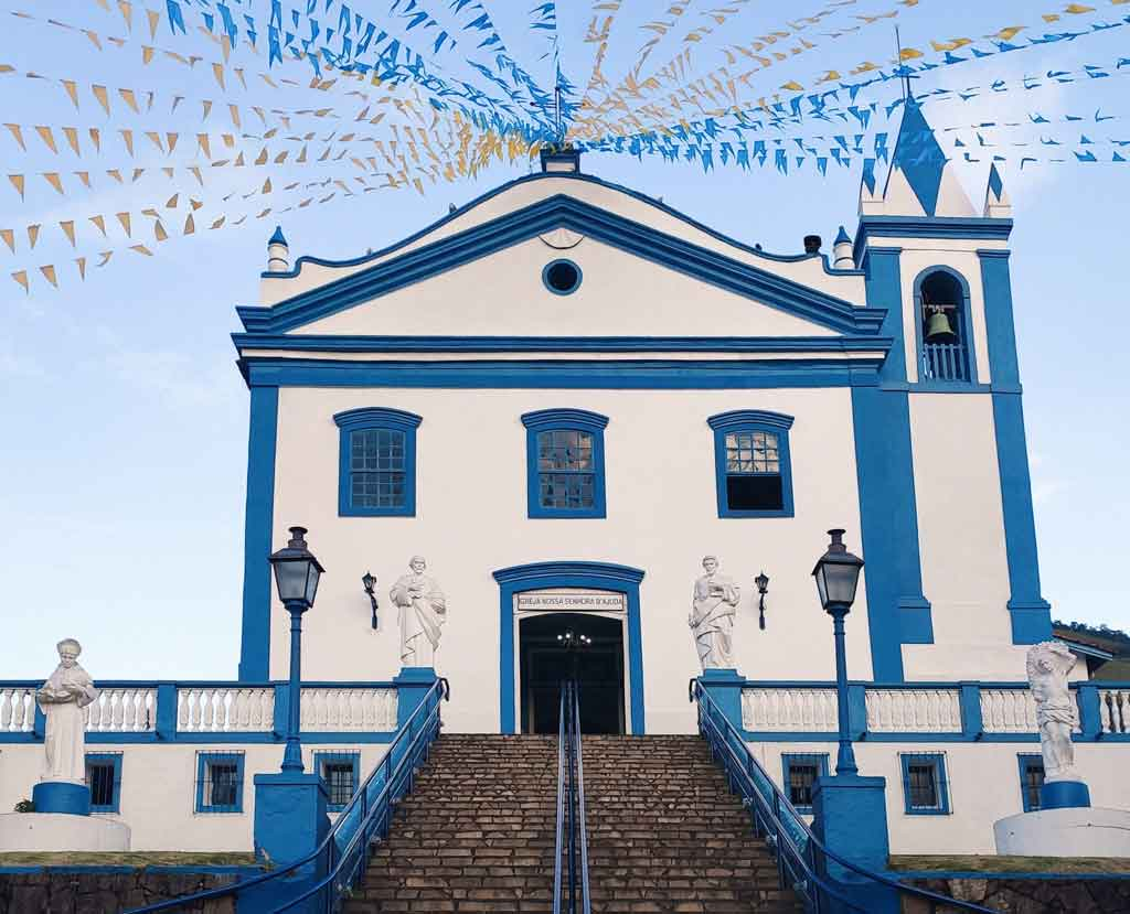 O que fazer em Ilhabela Centro Histórico