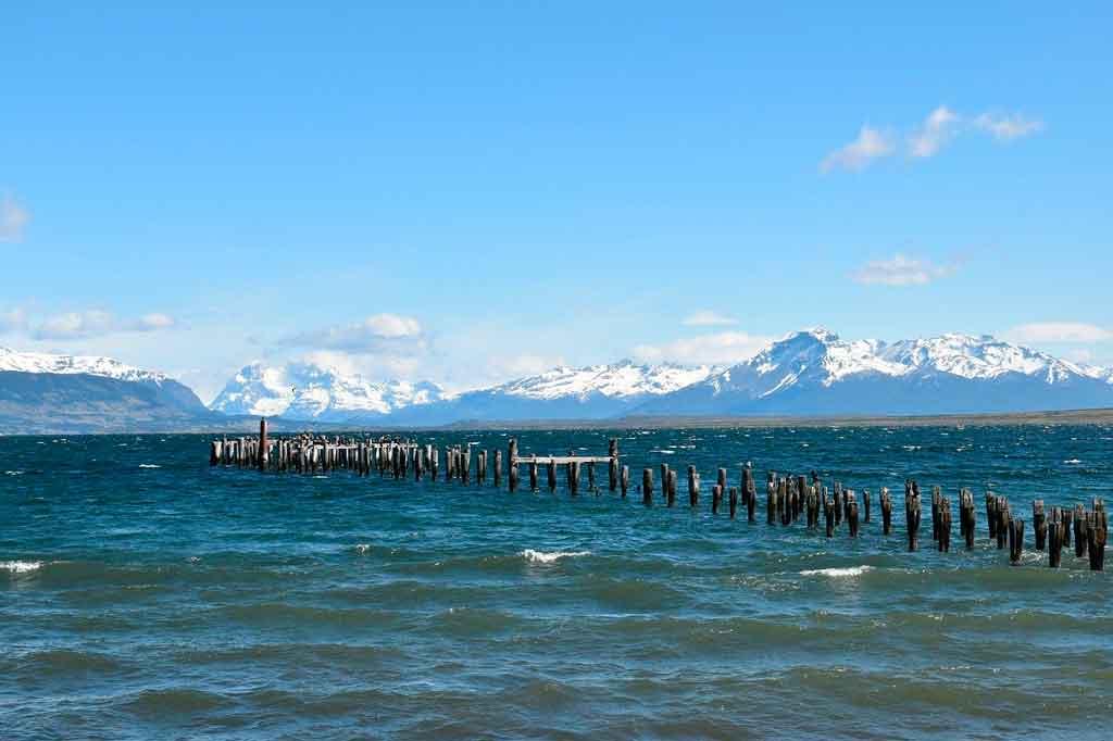 O que fazer em Puerto Natales muelle historico