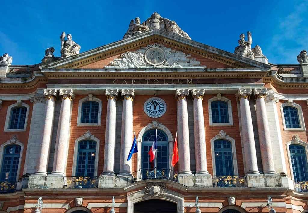 O que fazer em Toulouse capitólio